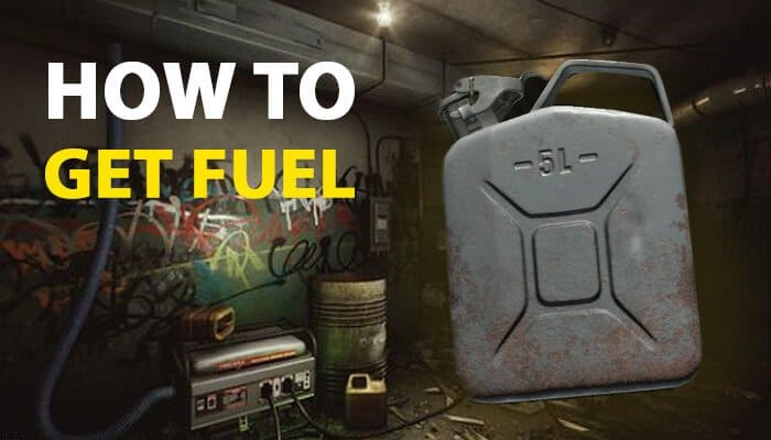 Image result for How To Get Fuel In Escape From Tarkov