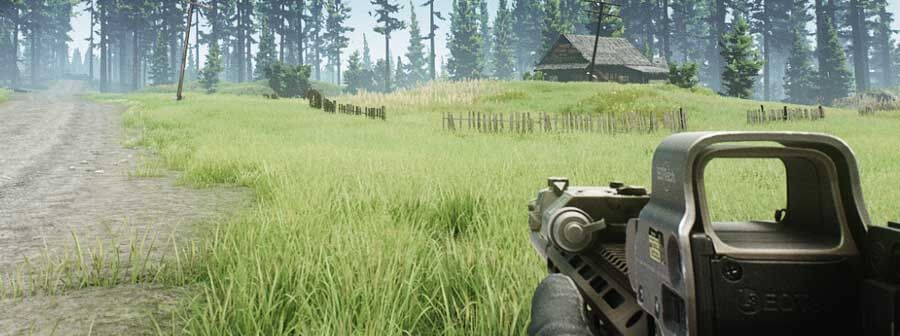 Escape From Tarkov Woods Map Extraction Points Caffeinatedgamer